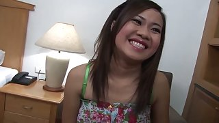 Jizz loving vamp Eve has a pretty smile and she loves getting fucked